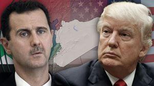 Ο Τραμπ δηλώνει ότι ουδέποτε συζήτησε το ενδεχόμενο δολοφονίας του προέδρου της Συρίας