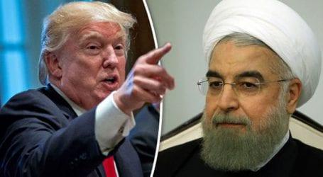 Ο Τραμπ δεν αποκλείει μια συνάντηση με τον πρόεδρο του Ιράν