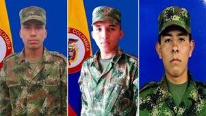 Οι αντάρτες του ELN απελευθέρωσαν τρεις στρατιωτικούς