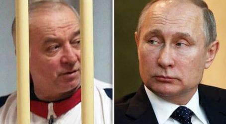 Ευθείες βολές Βρετανίας κατά Πούτιν για την υπόθεση Σκρίπαλ