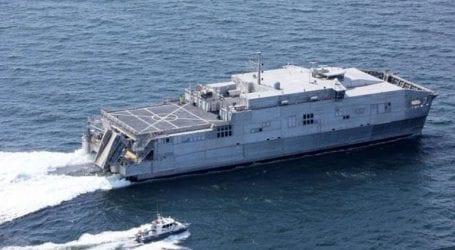 Στην Κύπρο το γρηγορότερο αποβατικό πλοίο των ΗΠΑ