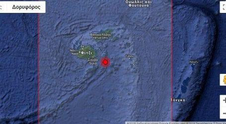 Ισχυρός σεισμός 8,1 Ρίχτερ στα νησιά Φίτζι στον Ειρηνικό