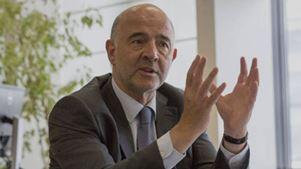 Ο Μοσκοβισί τάσσεται υπέρ της επιτάχυνσης της μεταρρύθμισης της ευρωζώνης