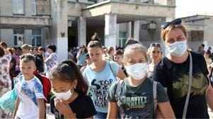 Χιλιάδες άνθρωποι απομακρύνθηκαν από τα σπίτια τους λόγω βιομηχανικής ρύπανσης