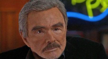 Απεβίωσε σε ηλικία 82 ετών ο ηθοποιός Μπαρτ Ρέινολντς