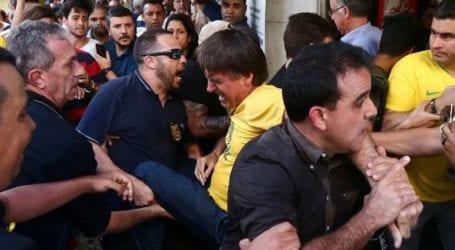 Συνελήφθη ύποπτος για την επίθεση στον υποψήφιο της ακροδεξιάς Ζαΐχ Μπολσονάρου
