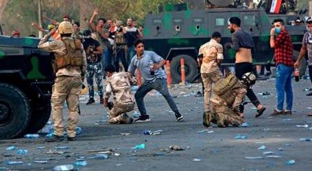 Ένας νεκρός και 35 τραυματίες σε ταραχές στη Βασόρα