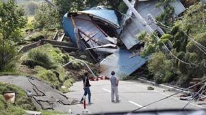 Στους 16 οι νεκροί από τον σεισμό στο Χοκάιντο