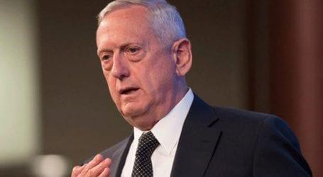 Στην Καμπούλ ο υπουργός Άμυνας των ΗΠΑ Τζιμ Μάτις