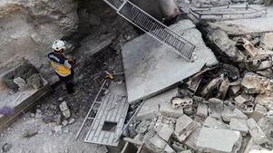 Η Δαμασκός προετοιμάζει χημική επίθεση στην Ιντλίμπ