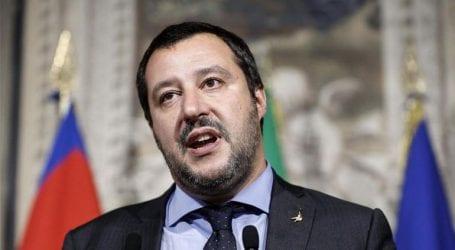 Η εισαγγελία επιβεβαιώνει τη διεξαγωγή έρευνας κατά του Ματέο Σαλβίνι
