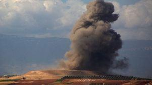Πλήγματα του συριακού πυροβολικού και της ρωσικής αεροπορίας στην Ιντλίμπ