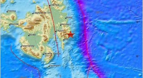 Σεισμός 6,4 Ριχτερ στις Φιλιππίνες