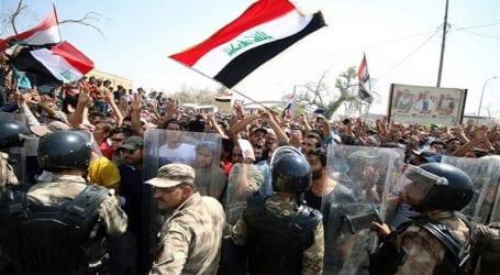 Τρεις νεκροί σε διαδηλώσεις στη Βασόρα