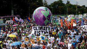 Παγκόσμια κινητοποίηση για τη δράση έναντι της κλιματικής αλλαγής