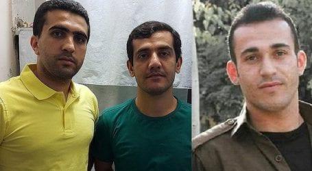 Τρεις Κούρδοι αυτονομιστές απαγχονίστηκαν σε φυλακή της Τεχεράνης