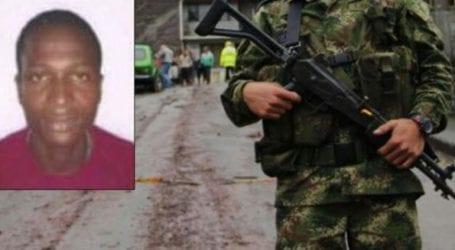 Νεκρός αποστάτης των FARC σε στρατιωτική επιχείρηση στα σύνορα με τον Ισημερινό