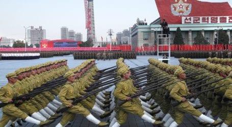 Στρατιωτική παρέλαση χωρίς επίδειξη πυραύλων