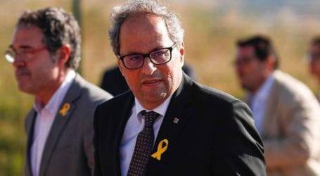 «Να αποδεχθεί η Μαδρίτη το αποτέλεσμα του δημοψηφίσματος για ανεξαρτησία της Καταλονίας»
