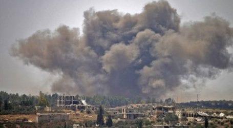 «Αμερικανικά αεροσκάφη έριξαν βόμβες φωσφόρου στη συριακή επαρχία Ντέιρ ελ-Ζορ»