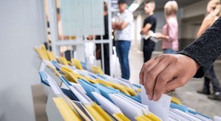 Τα πρώτα αποτελέσματα των βουλευτικών εκλογών