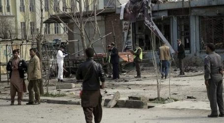 Το ISIS ανέλαβε την ευθύνη για τη βομβιστική επίθεση στην Καμπούλ