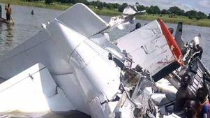 Συντριβή μικρού αεροσκάφους με 19 νεκρούς