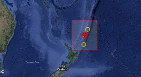 Σεισμός 7R στον Ειρηνικό