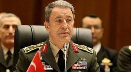 Έκκληση για εκεχειρία στο Ιντλίμπ από τον Τούρκο υπουργό Αμυνας