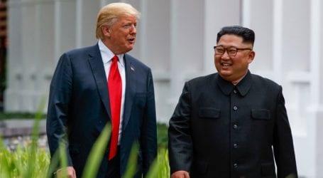 «Ο Κιμ ζητά με επιστολή του από τον Τραμπ νέα Σύνοδο Κορυφής»