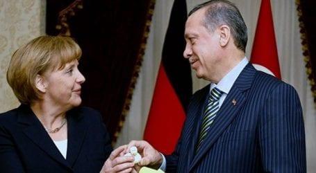 Το Κυπριακό στην ατζέντα της συνάντησης Μέρκελ-Ερντογάν