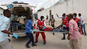Bομβιστική επίθεση με τουλάχιστον 11 νεκρούς στη Σομαλία