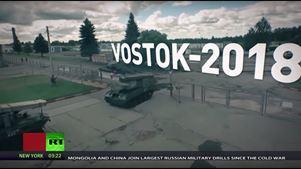 Η Ρωσία ξεκίνησε τα μεγαλύτερα στρατιωτικά γυμνάσια, μετά την κατάρρευση της Σοβιετικής Ένωσης