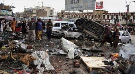 Στους 32 ανέρχεται ο αριθμός των νεκρών από επίθεση αυτοκτονίας κοντά στα σύνορα με το Πακιστάν