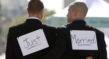 Ένα «βήμα» πιο κοντά στο να καταστεί αδύνατη η νομιμοποίηση του γάμου ομόφυλων ζευγαριών