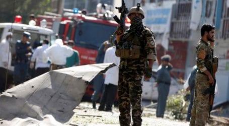 Μακελειό στο Αφγανιστάν από επίθεση βομβιστή αυτoκτονίας