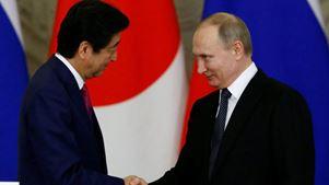 «Η πρόταση για υπογραφή συνθήκης ειρήνης με το Τόκιο δεν ήταν αστείο»