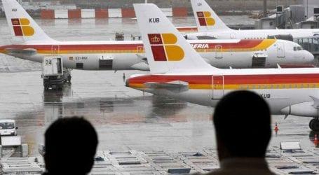Αναγκαστική προσγείωση αεροπλάνου της Iberia λόγω προβλήματος στον κινητήρα