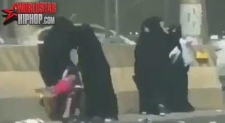 Μπούρκα με… μπούρκα πιάστηκαν πέντε γυναίκες