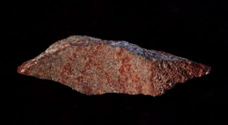 Ανακαλύφθηκε στη Ν. Αφρική το αρχαιότερο στον κόσμο «σκίτσο» του Homo sapiens, ηλικίας 73.000 ετών
