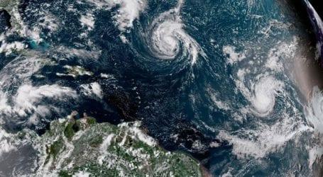 Υποβαθμίστηκε ο τυφώνας Φλόρενς στην κατηγορία 3 αλλά παραμένει επικίνδυνος