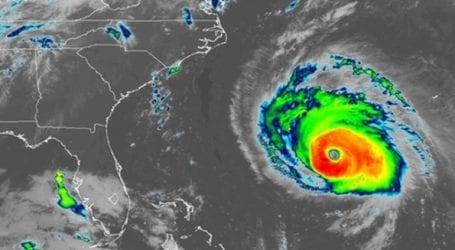 Ο κυκλώνας Φλόρενς εξασθένισε στην κατηγορία 2