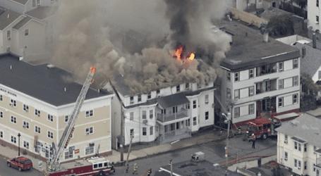 Εκκενώθηκαν συνοικίες σε τρεις κοινότητες της Βοστώνης εξαιτίας εκρήξεων στο δίκτυο παροχής αερίου