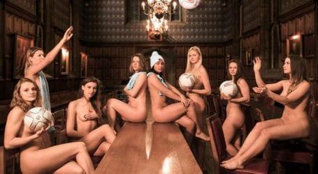 Φοιτητές του Κέιμπριτζ ποζάρουν γυμνοί για καλό σκοπό