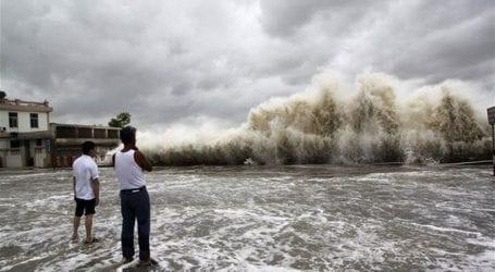 Τουλάχιστον τρεις νεκροί από τον υπερτυφώνα Μανγκούτ