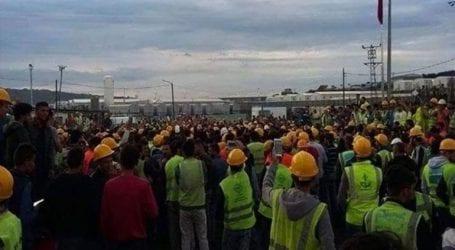 Συλλήψεις εργαζομένων που διαμαρτύρονταν για τις συνθήκες εργασίας στο νέο αεροδρόμιο της Κωνσταντινούπολης