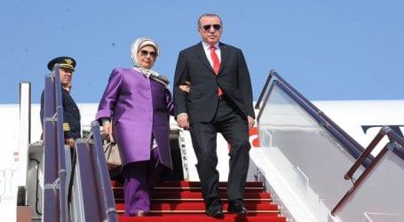 Μονοήμερη επίσημη επίσκεψη του Ερντογάν στο Αζερμπαϊτζάν