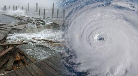 Στους επτά οι νεκροί από τον κυκλώνα Φλόρενς