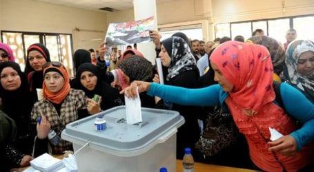 Δημοτικές εκλογές διεξάγονται στις περιοχές που ελέγχονται από τον Άσαντ
