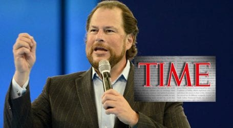 Στα χέρια μεγιστάνα πέρασε το περιοδικό «Time»